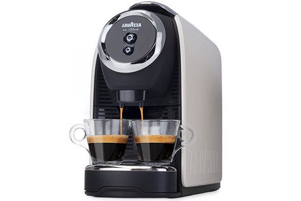 Lavazza in Black Elogy Mini - Nims